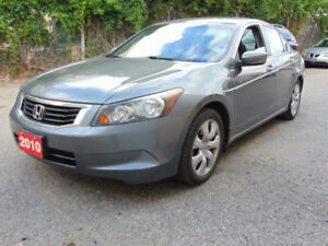 2010 Honda Accord EXL Sedan