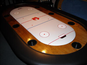 The BEST Local High Quality Built Poker Tables from $300 and up. Regina Regina Area image 10