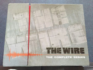 The Wire: the complete set-Dvd