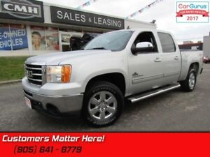 "2013 GMC Sierra 1500 SLE  4X4, BUCKETS, DVD, 18"" ALLOYS, TOW, CH"