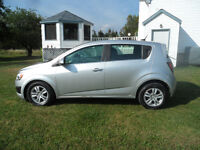 """REDUCED!!! 2013 Chevrolet Sonic LT """"AUTOMATIC"""""""