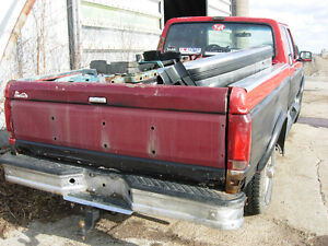 1992 F250 S/Cab Long Box for FRAME AND CHASSIS PARTS