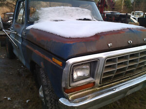 1979 Ford pickup cab and clip Kawartha Lakes Peterborough Area image 6