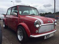 Rover Mini Cooper mpi fully restored