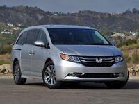 """ WANTED "" 2011 Honda Odyssey"