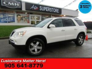 2010 GMC Acadia SLT  AS IS (UNCERTIFIED) AS TRADED IN