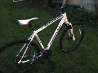 Cannondale CX2 mountain bike. As new condition.