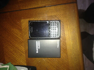 New blackberry classic touch
