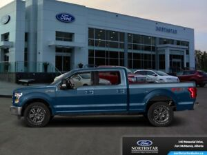 2016 Ford F-150 Lariat  - Sunroof - $314.60 B/W