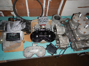 2004-2007 Sno Pro 440 and Mod parts