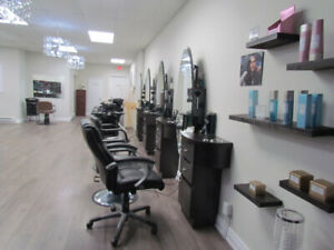 Hair Salon for sale - Central location!