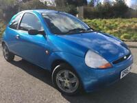 2005 05 FORD KA 1.3 COLLECTION A/C 3D 69 BHP