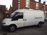 04 2.4 Rwd transit ex mechanics van tax & tested