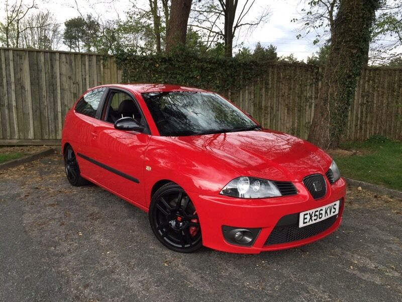 56 seat ibiza cupra 1 9 tdi 160 full service history diesel in swansea gumtree. Black Bedroom Furniture Sets. Home Design Ideas