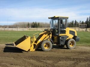 TYSON ZL12F  WHEEL LOADER WITH ATTACHMENTS 4x4