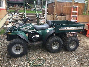 Reduced Price Polaris 6x6 magnum