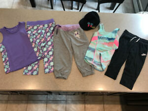 Girls Athletic Lot (10/12) Ivivva, Under Armour, Nike and more