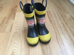 Rain boots, botte de pluie