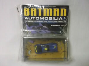 Eaglemoss - Batman Automobilia - Assorted