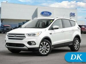 2018 Ford Escape Titanium  **CERTIFIED PRE-OWNED**