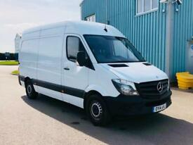 MERCEDES-SPRINTER 313 CDI MWB HI-ROOF 2014(14)REG**DIRECT FROM COMPANY**
