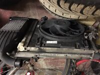 Vauxhall astra radiator