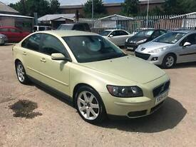 Volvo S40 1.8 SE ~ 04/54 ~ SPARES OR REPAIR ~ ENGINE TAPPING ~ JUNE 18 MOT
