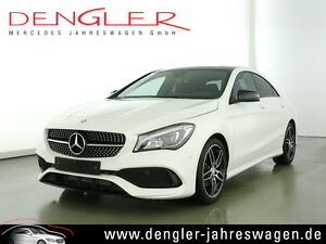 Mercedes-Benz CLA 180 PANORAMA*LED*NIGHT*RFK*TWA*NAVI AMG Line
