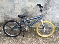 Deluth challenge bmx bike