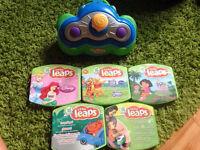 Leap frog -little leaps-