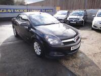 2008 Vauxhall Astra 1.6 Sport Twin Top 2dr