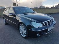 Mercedes-Benz C320 CDI V6 Avantgarde SE, FULL SERVICE HISTORY