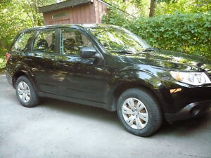 2010 Subaru Forester X w/Outdoor Pkg Wagon