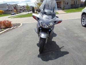 Honda ST1300 4 cyl.