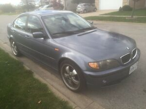 2003 BMW 320i - Drives Excellent - NEW WINTER TIRES!