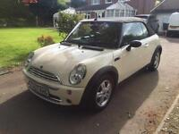 MINI MINI 1.6 ONE 1.6 CONVERTIBLE