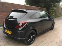 Vauxhall/Opel Corsa 1.4i 16v ( 120ps ) ( s/s ) ( a/c ) 2012.5MY Black Edition