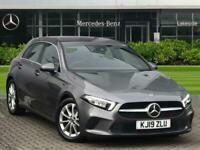 2019 Mercedes-Benz A Class A180d Sport 5dr Auto Hatchback Diesel Automatic