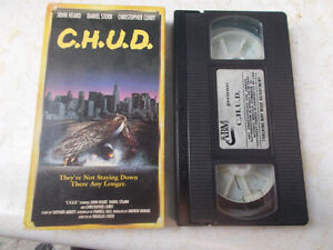 Horror VHS Tapes For Sale, List Inside, Some Rare Horror Movies! London Ontario image 3
