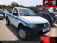 2012 12 Mitsubishi L200 2.5DI-D CR ( EU V ) 4WD 4Life ** SINGLE CAB **