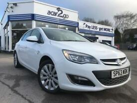 2013 Vauxhall ASTRA ELITE Automatic Hatchback