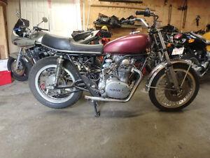 WANTED Yamaha 650 XS Parts