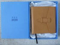 VALENTINE'S GIFT IDEA: BRAND NEW Smythson Travel Journal