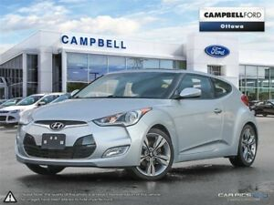 2012 Hyundai Veloster Tech (M6) AUTO-AIR-NAV-DUAL MOONROOF