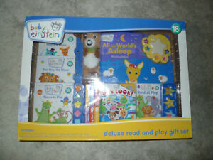 Baby Einstein Deluxe Read-and-Play Gift / NEW!!!