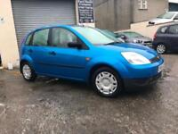 Ford Fiesta 1.4 ( a/c ) Automatic/Tiptronic 2004 54LX