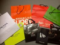 Collectable bags