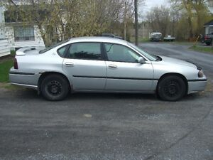 2004 Chevrolet Impala Sedan Parts(NO RUST)(Silver Colour)
