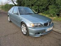 2002 BMW 330D 3 SERIES AUTOMATIC DIESEL