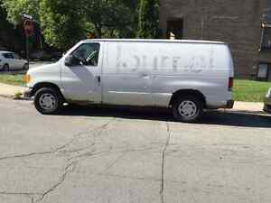 2003 Ford E150 Van for sale-144000 km
